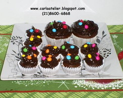 Cupcake e mini cupcake Extra Chocolate