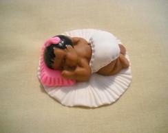 Lembran�a Nascimento Beb� dormindo