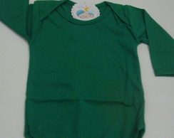 Camiseta Manga Longa para Bebe P M G  35df6d72774