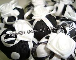 Petit Sachet - preto/branco