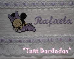 Toalha Infantil Minnie Baby