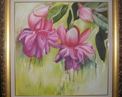 Flores Brinco- de- princesa