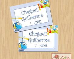 Cart�o tag para lembran�a  (Promo��o)