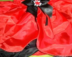 PIPOKA RED x BLACK