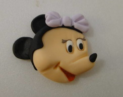 Cabe�a Minnie ou Mickey