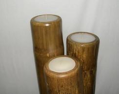 Conj. Vela no Bambu
