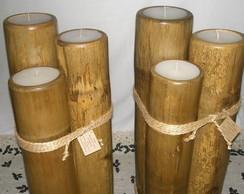 2 Conjuntos de Bambus