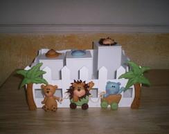 caixa higienica safari