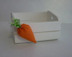 caixotinho  com cenoura