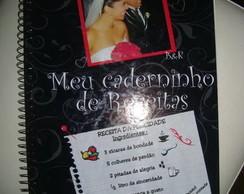 Personaliza��o de caderno
