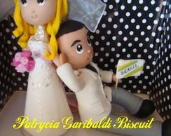 casal de noivos ( marinha)