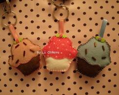 "Chaveiro ""Cupcake"""