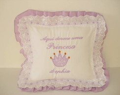 Almofada princess lil�s