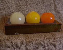 Trio de bolas