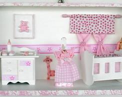 Cen�rio Miniatura Porta Maternidade  P 3