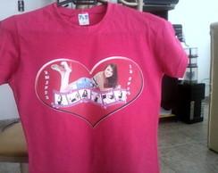 Camisas personalizadas com foto