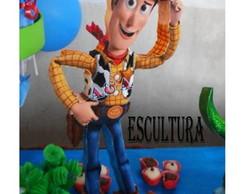 Enfeite de Isopor - Woody