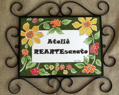Placa Ateli� ARTESAnato