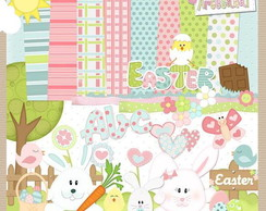 "Kit Digital ""Cute Easter"""