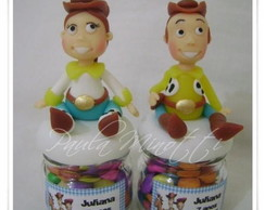 Toy Story - Woody e Jessie