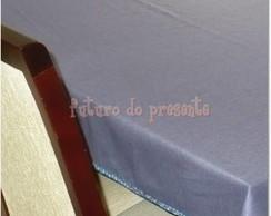 Toalha de mesa tecido PET retangular