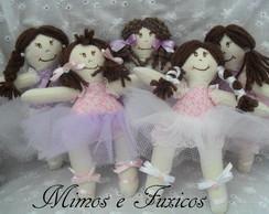 Bonecas Bailarinas Pequenas