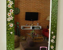 Mold Floral (s/ espelho)