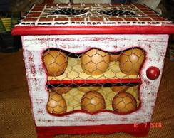 Caixa Porta Ovos