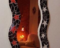Moldura Estrelas (sem espelho)