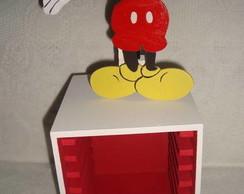 Porta CD Mickey e Minie