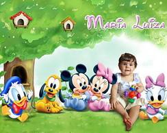 Banner | Painel Tem�tico :: Disney Baby