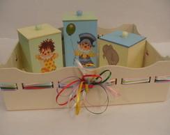 Kit de higiene - tema circo