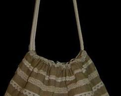 Bolsa sacola de canh�mo - VENDIDA