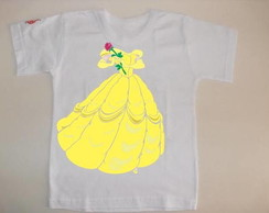 Camiseta Infantil personagem