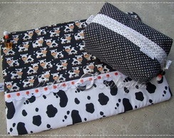 KIT de Case para NOTEBOOK *Cute Cows*