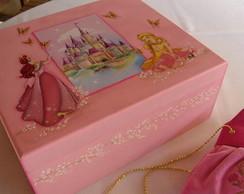Caixa das Princesas