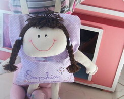 Mochila-Boneca pequena