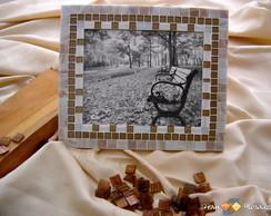 "Mosaico Porta-Retrato ""�legance"""