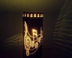 lumin�ria musical