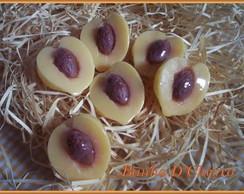 Sabonete de Fruta de P�ssego