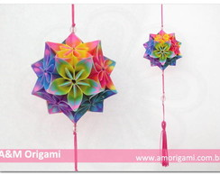 Kusudama Morning Dew