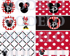 {DIY} KIT MINNIE&MICKEY #1