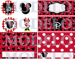 {DIY} KIT MINNIE&MICKEY #2