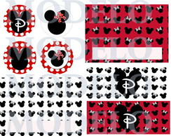 {DIY} KIT MINNIE&MICKEY #3