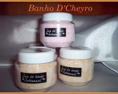 Sais de Banho Hidratante de Chuveiro