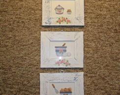 quadrinhos compos� cozinha (vendido)