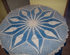 Toalha de mesa redonda LI004
