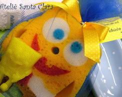 Lembrancinha Kit Bob Esponja