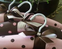 La�o duplo rosa c/ chocolate ! Adulto