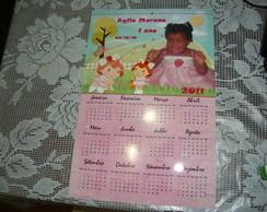Calendario Moranguinho Baby A4